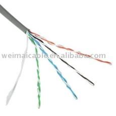 جعل الشبكة المحلية الكابل UTP CAT5e في china1349