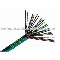 صنع Cat5e لان كبل (Kable الإنترنت) في الصين N.06