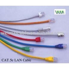 Cat5e لان كيبل (سلك الإنترنت)