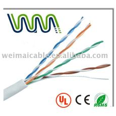 Lan Kable UTP CAT5e red de alambre