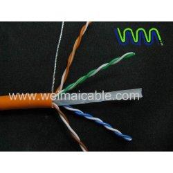 لان الكابل utp شبكة cat5e 4874 الأسلاك المصنوعة في الصين