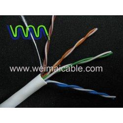 لان الكابل utp شبكة cat5e 4869 الأسلاك المصنوعة في الصين