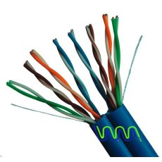 Lan Kablo / Cable Cat5e UTP de red de alambre 01