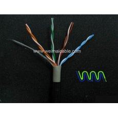 Lan Kablo / Cable Cat5e UTP de red de alambre 02