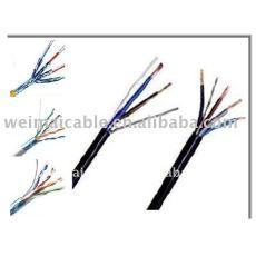 UTP / FTP / STP CAT5E CAT6A CAT7 LAN CABLE 6