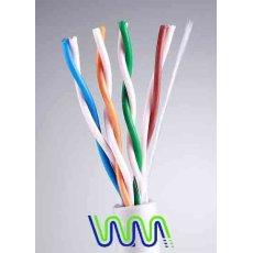 Precios de Cat5e UTP Lan Cable ( Cable de red ) made in china 5255