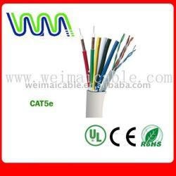 cat5e لان كابلات الكمبيوتر 4521 الأسلاك المصنوعة في الصين