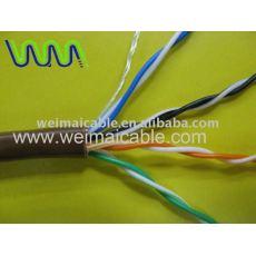 Cat5e LAN CABLE CABLE de ordenador made in china 4524