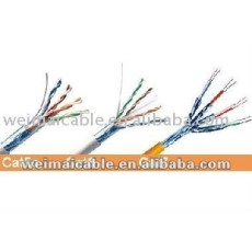 Utp / FTP / STP CAT5E CAT6A flat CAT7 CABLE LAN made in china 62070