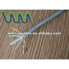 Ul estándar UTP / FTP / SFTP CAT5e LAN CABLE WM1136D