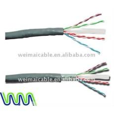 Cat5e LAN CABLE CABLE de ordenador made in china 6461