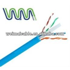 UL Standard UTP/FTP/SFTP CAT5e LAN CABLE WM1198D