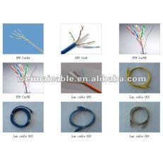 Exterior Cat5e cable mensajero WM1262D