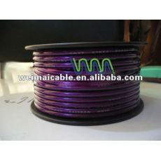Ul estándar UTP / FTP / SFTP CAT5e LAN CABLE WM1340D