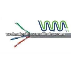 Cca Cat5e UTP Lan Cable de la computadora Cable WM0340M