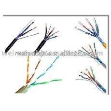 Cca Cat5e UTP Lan Cable de la computadora Cable WM0332M
