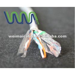UL Standard UTP/FTP/SFTP CAT5e LAN CABLE WM1159D
