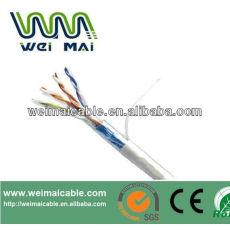 Ftp de Cable cableado FTP CAT5E Cable 2 * 0.75 mm 2 FTP CAT5E 2DC Cable WMM2094