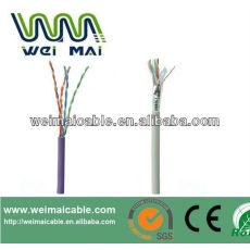 Ftp de Cable cableado FTP CAT5E Cable 2 * 0.75 mm 2 FTP CAT5E 2DC Cable WMM2097