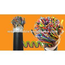 Linan fábrica UTP CAT3 / CAT5e cable de teléfono 50 pares WML1070