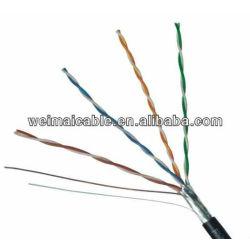 La mejor calidad UTP / FTP CAT5e LAN CABLE CABLE de ordenador WM0453M LAN CABLE