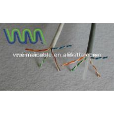 La mejor calidad UTP / FTP CAT5e LAN CABLE CABLE de ordenador WM0468M LAN CABLE