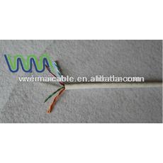 La mejor calidad UTP / FTP CAT5e LAN CABLE CABLE de ordenador WM0488M LAN CABLE