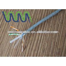 La mejor calidad UTP / FTP CAT5e LAN CABLE CABLE de ordenador WM0490M LAN CABLE