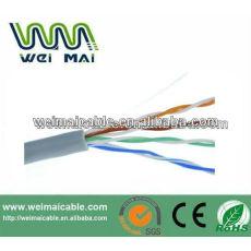 Lancable ftp cable ftp cat5e 2*0.75mm 2 cat5e ftp cable 2dc wmm2280