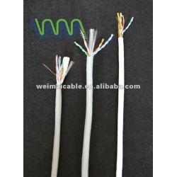 جودة عالية ftp شبكة الكابل utp كابل lan cat5e cat6 wmv141984
