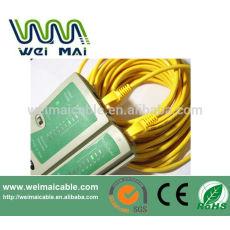 Cat5e dual lan cable / wmj0529 buen servicio cat5e dual lan cable