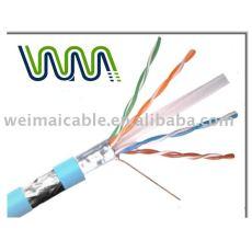 Lan Cable CAT6 SFTP red de alambre
