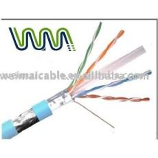 Lan Cable / Kable CAT6 SFTP alambre de la red de