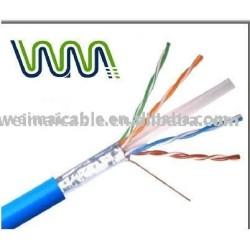 الشبكة المحلية الكابل CAT6 FTP