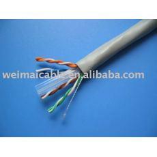 Cat6 Lan Kable red de alambre