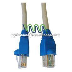 Lan cable / cable de comunicación / UTP Cat5e lan cable con aprobación UL WM0043D
