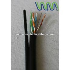 تقدم ce 0.56mm النحاس النقي cat6 wm0079d utp كابل الشبكة المحلية