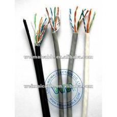 Oferta CE 0.56 mm de cobre puro Cat6 UTP lan cable WM0100D