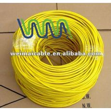 Lan CAT6 Cable de red de alambre WM0118M Lan Cable