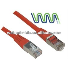 Lan CAT6 Cable de red de alambre WM0121M Lan Cable