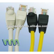 Lan CAT6 Cable de red de alambre WM0122M Lan Cable