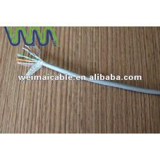 Lan cable / cable de comunicación / UTP Cat5e lan cable con aprobación UL WM0080D