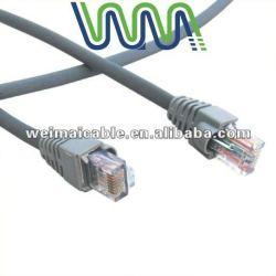تقدم ce 0.56mm النحاس النقي cat6 wm0028d utp كابل الشبكة المحلية