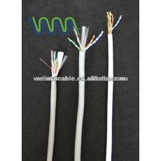 Lan cable cat6 UTP 23awg / 24awg WM0355M ftp cat6 lan cable