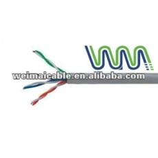 Utp / FTPCat5e cable de datos WM0254D 3 m cat6 lan cable