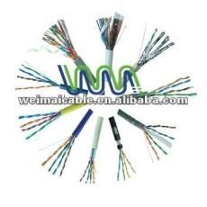 Lan cable / cable de comunicación / UTP Cat5e lan cable con aprobación UL WM0244D