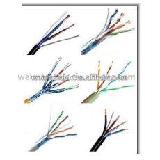 لان الكابل/ كابل الاتصالات/ utp الكابلات لان cat5e wm0149d مع موافقة ul