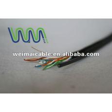 Oferta CE 0.56 mm de cobre puro Cat6 UTP lan cable WM0141D