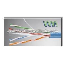 Alta calidad UTP cat6 lan cable WM0143D
