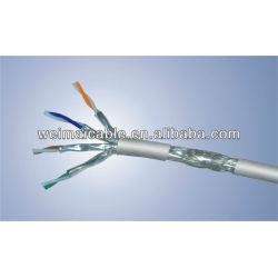 CAT6 CABLE لون CODE LAN / COMPUTER CABLE المحرز في الصين WM0439M